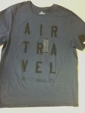 fa52672b AUTHENTIC NIKE AIR TRAVEL T SHIRT AJ7483-471