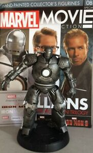 Marvel Movie Collection Special #8 Marvel Iron Monger Figurine (Iron Man) Eaglem