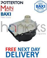 Baxi | Potterton | Main 3 Way Valve Motor Actuator 7216534 Genuine Part *NEW*