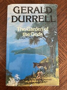 The Garden Of The Gods - Gerald Durrell - First Edition 1978 - 1st Hardback Book