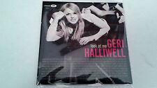 """GERI HALLIWELL """"LOOK AT ME"""" CD SINGLE 2 TRACKS"""