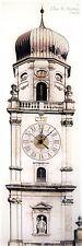 Passauer Dom Wanduhr - Die Kult-Uhr für Passau