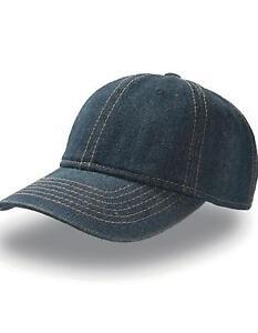 Dynamic Denim / Jeans style Cap / Kappe / Mütze   Atlantis