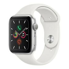 Brand new Apple Watch Series 5 GPS 40mm with White Sport Band - S/M & M/L