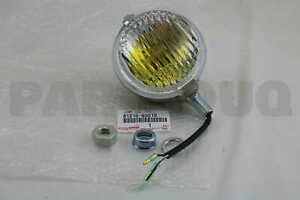 8121060010 Genuine Toyota LAMP ASSY, FOG 81210-60010