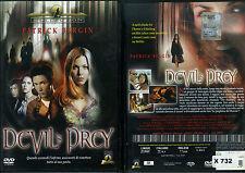 DEVIL'S PREY - DVD (USATO EX RENTAL) - SLIMBOX - PATRICK BERGIN