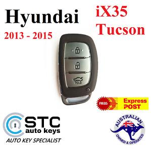 HYUNDAI TUCSON IX35 REMOTE PROXIMITY SMART KEY 2013 2014 2015 FREE EXPRESS POST!