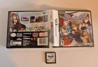 Hoshigami: Ruining Blue Earth Remix game cartridge w/case Nintendo DS