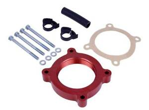 AIRAID Throttle Body Spacer 11-14 Ford Mustang F150 3.7L V6 Cyclone 450-636