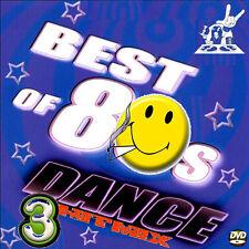 """Dj Video Mix * 80s DANCE HITMIX 3 """" 72 Minutes Of Classic Hits/Rock&Pop Edition"""