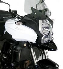 Kawasaki Versys 1000 2012 2014 Front High Fender Beak Matt Black Powerbronze