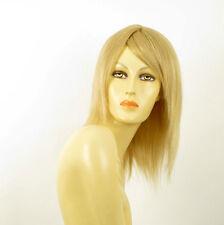 perruque femme 100% cheveux naturel longue blonde ref IRINA  22