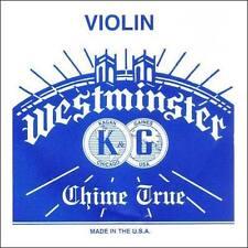 Westminster 4/4 Violin E String - Medium-Loop End