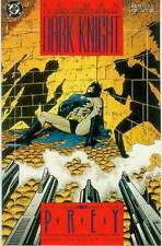 Batman: Legends of the Dark Knight # 14 (paul Gulacy) (proie part 4) (états-unis, 1991)
