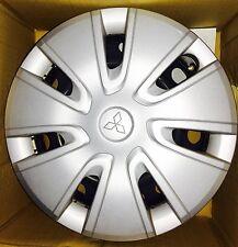 Brand New Wheel Cover Hub Cap Mirage 2014 2015 2016 Genuine Mitsubishi OEM Part!