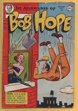 Adventures of Bob Hope #13 DC Comics 1952 Owen Fitzgerald VG