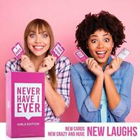 Never Have I Ever Girls Edition – This is a Party Game About Your BFF's