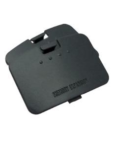 Nintendo 64 N64 Lid Memory Expansion Jumper Pak Black Replacement Door Cover