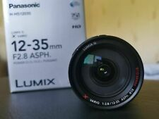 Panasonic LUMIX G X Vario 12-35mm f/2.8 POWER O.I.S. lenti asferiche AF