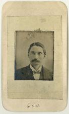 Photo Bertillon identification Policière Police Mug Shot Usa 1905