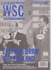 WHEN SATURDAY COMES FEBRUARY 1992 No 60