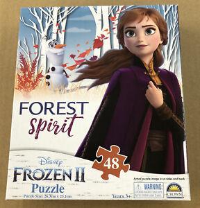 Disney Frozen 2 - 48 Piece Puzzle - Forest Spirit