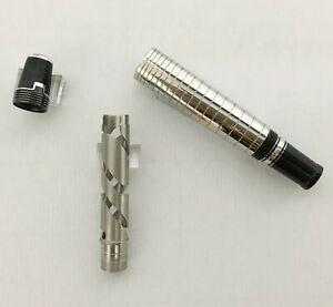 Montblanc Boheme fountain pen retractable Barrel,TWIST MECHANIS and cone PART