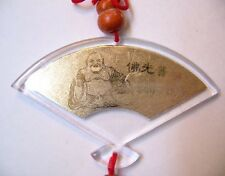 Feng Shui Chinese Good Luck Charm w/ Buddha picture