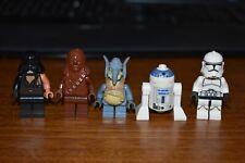 LEGO MiniFigure Lot Star Wars Watto 7962 Darth Vader 8096 Clone Trooper 75028