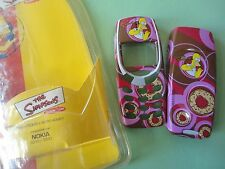 COVER NOKIA -3310-3330 -COMPATIBILE CELLULAR LINE-SIMPSONS HOMER