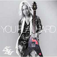 SYU You Play Hard-JAPAN CD New