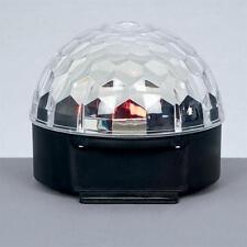 Premier Natale Multi Colore LED 19cm Crystal Ball PROIETTORE lv151069