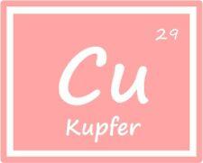 Meerwasser Spurenelemente Kupfer Cu