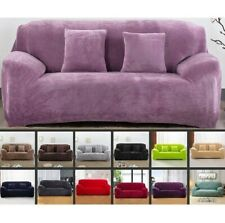 1/2/3/4 Seaters Slipcover Thickened Covers Elastic Couch Sofa Plush Cover Home