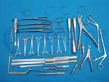 Basic Craniotomy Set Of 40 Pcs Surgical Instruments