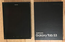 "Open Box - Samsung - Galaxy Tab S3 - 9.7"" - 32GB - Black SM-T820NZKAXAR 2017"