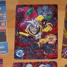 DRAGON BALL Z GT DBZ DBS HEROES GOD MISSION CARD PRISM CARTE HGD6-CP4 JAPAN NM