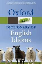 Idioms Paperback Dictionaries & Reference Books