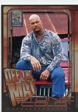 Stone Cold Steve Austin 2002 Fleer WWF WWE All Access Road to the Ring Insert 85