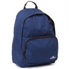 O'NEILL AC Coastline Atlantic Blue Logo 20L Canvas Backpack Gym Bag BNWT