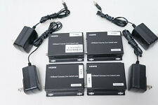 Monoprice Hdmi Blackbird 4K HdbaseT Extender Transmitter 15778 (Lot of 4)
