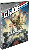 Gi Joe a Real American Hero: The Movie [New DVD] Full Frame, Widescreen, Dolby