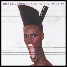 GRACE JONES - SLAVE TO THE RHYTHM CD ~ 80's ELECTRO POP DANCE *NEW*