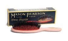 Mason Pearson CB4 Child Sensitive Pure Bristle Hairbrush – Pink