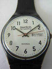 GB703 Swatch - 1983 Gb703 1st Batch Classic Antique Swiss Made Authentic