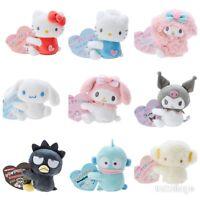 Hello Kitty / My Melody... Clip Mascot Plush Sanrio Official Japan