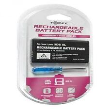 New Nintendo 3Ds Xl Rechargeable Battery 3.7V 2500 Mah + Tool + Factory Sealed