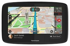TomTom Go 52 5-Inch GPS Navigation Device with Wi-Fi Real Time Traffic Free M...