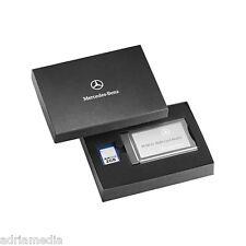 ORIGINAL Mercedes Benz PCMCIA SETMulti-Card Reader mit MB Sd 2GB Command NEU OVP