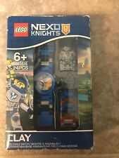 LEGO Nexo Knights Clay Kids Minifigure Link Watch - LEGO Watches / New in box /